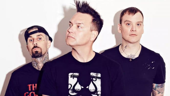 BLINK-182 estrena nuevo single: