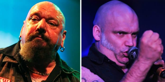 Ex-vocalistas de IRON MAIDEN, PAUL DI'ANNO y BLAZE BAYLEY cantando juntos (Video)