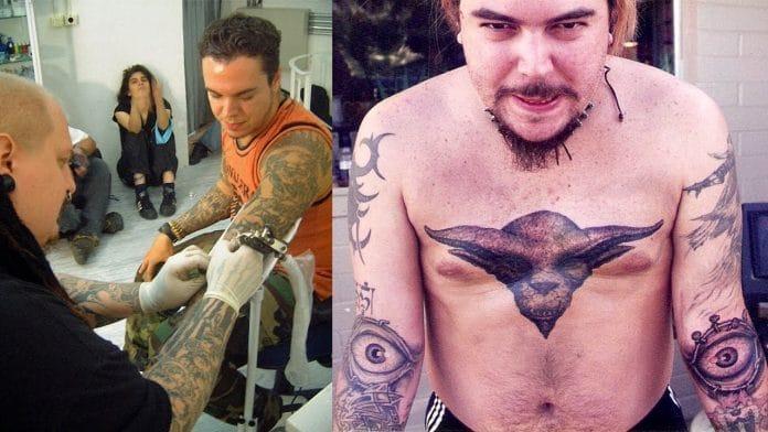 La historia de los tattoos de IGOR y MAX CAVALERA de SEPULTURA (Video)