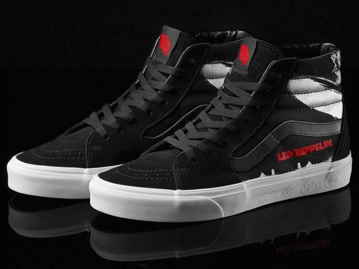 Purchase > zapatos vans led zeppelin completo, Up to 67% OFF