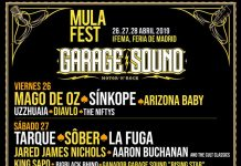 Crónica del GARAGE SOUND FEST 2019 de Madrid | 26-28 de abril de 2019