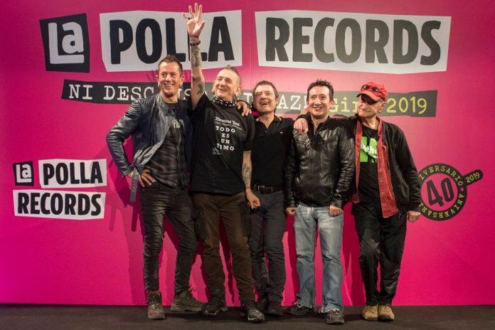 LA POLLA RECORDS agota las 33.000 entradas de sus dos conciertos en Bilbao