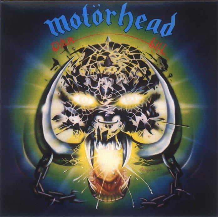MOTÖRHEAD: 40 años del disco