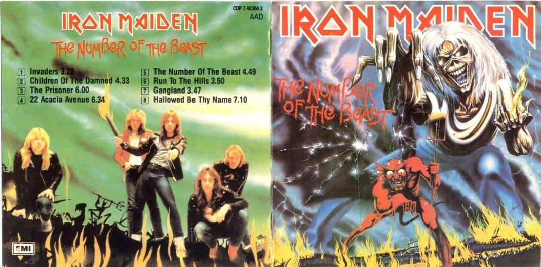 """IRON MAIDEN: 37 años del disco """"The Number Of The Beast"""" y estas son sus curiosidades"""