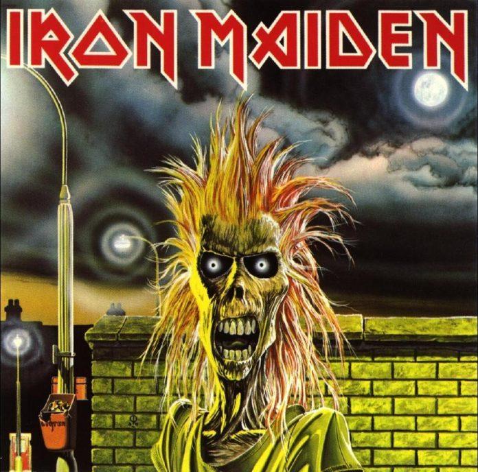 Hace 39 años IRON MAIDEN publicaba su primer disco y estas son sus curiosidades