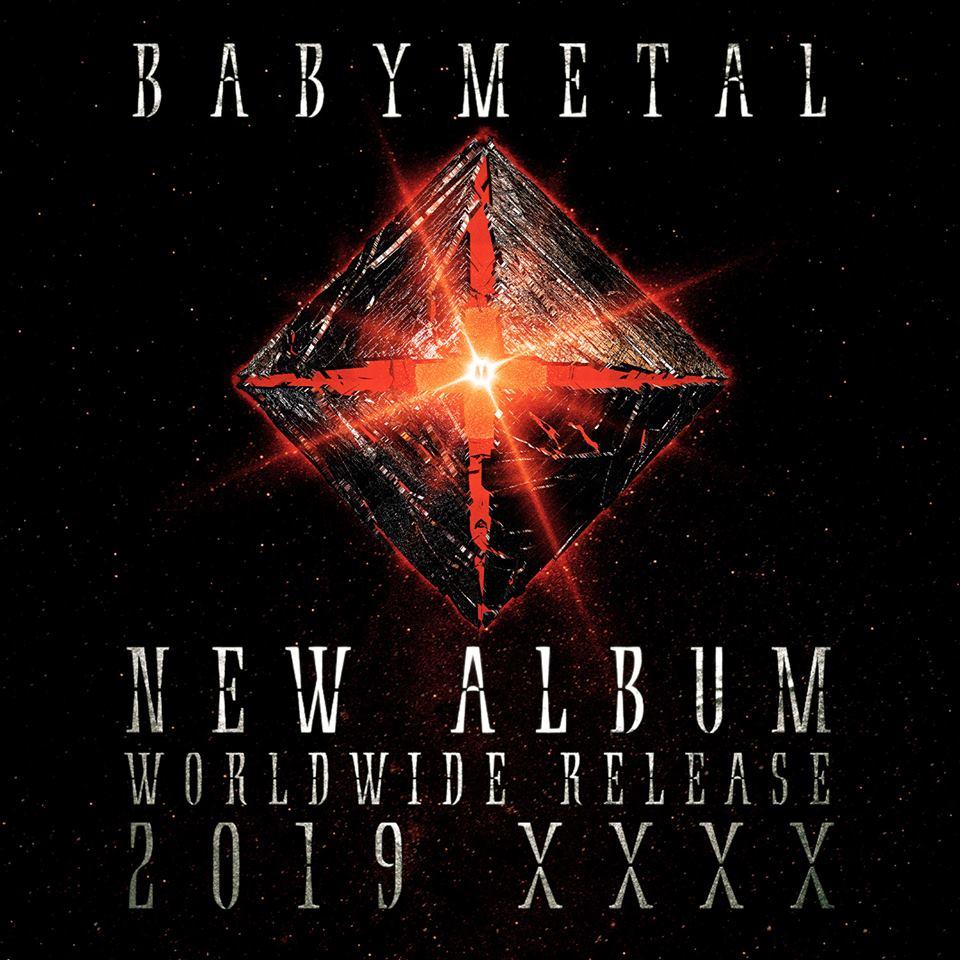 BABYMETAL anuncia nuevo álbum para finales de año