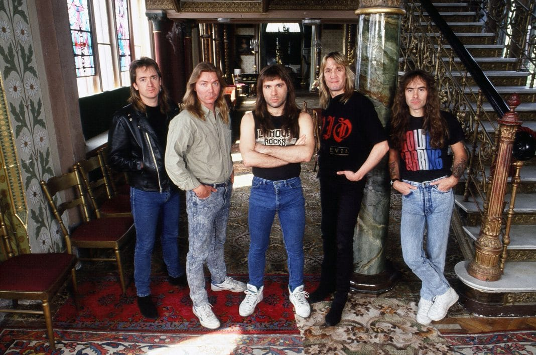 "IRON MAIDEN: 31 años de ""Seventh Son Of A Seventh Son"" y estas son sus curiosidades"