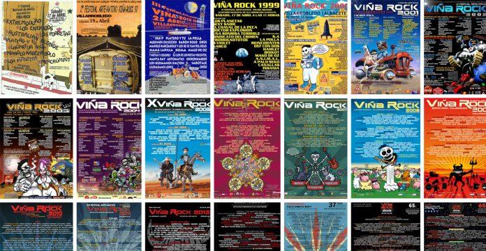 La historia del VIÑA ROCK: desde 1996 hasta 2019