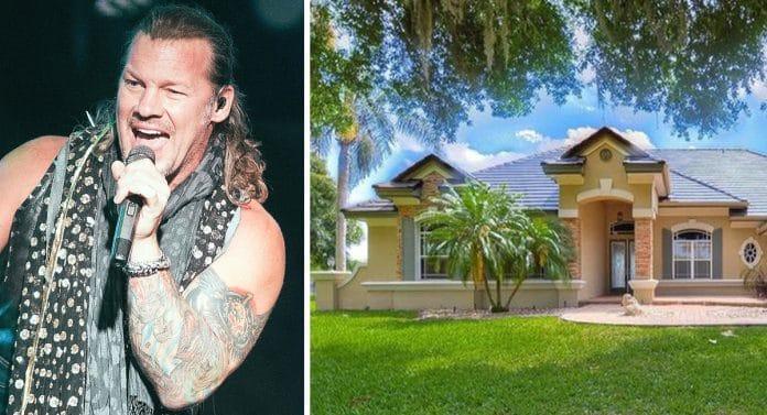 CHRIS JERICHO de FOZZY vende su casa por más de 1 millón de dólares (Fotos)