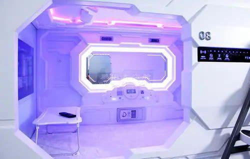 Así es la CÁPSULA DEL FUTURO donde podrías dormir en el RESURRECTION FEST (Fotos)