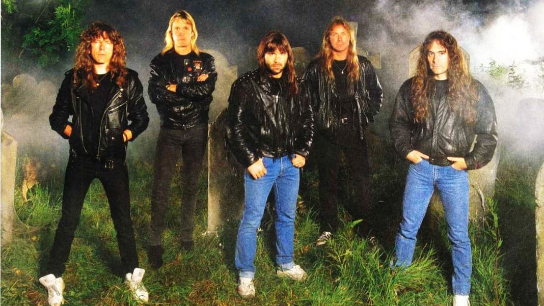 "IRON MAIDEN: 27 años de ""Fear Of The Dark"" y estas son sus curiosidades"