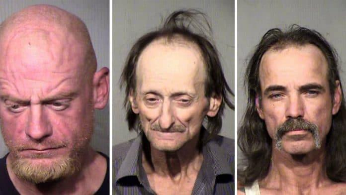 Tres hombres arrestados por robar las guitarras de LAMB OF GOD (Video)