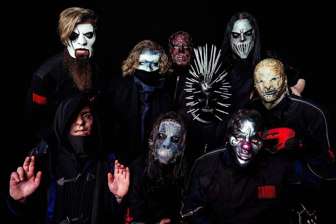 Slipknot estrena videoclip y revela el diseño de sus nuevas máscaras