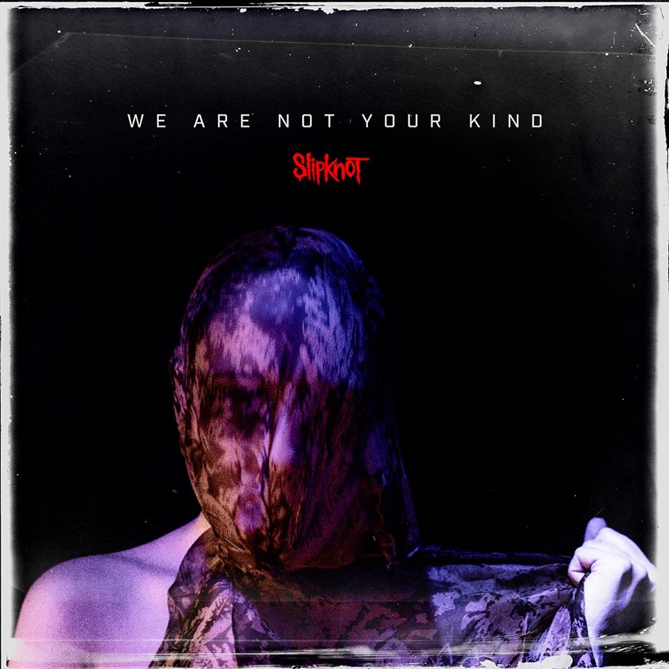 """SLIPKNOT alcanza el número 1 con su disco """"We Are Not Your Kind"""""""