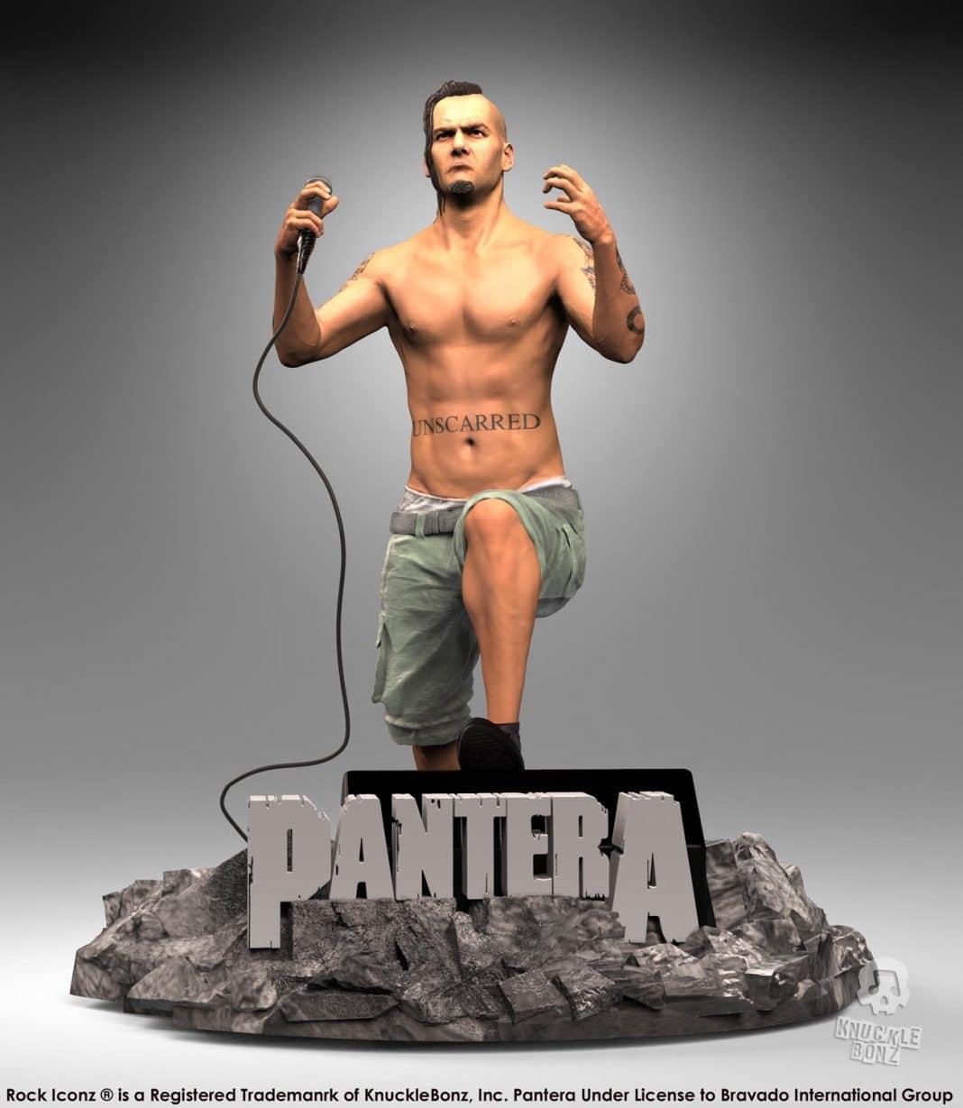 PANTERA lanzará nuevas figuras de los miembros del grupo (Video + Fotos)