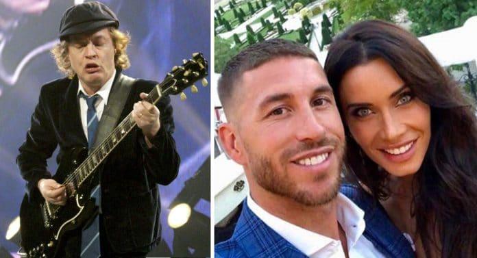 AC/DC volverá a España en 2019... a la boda de SERGIO RAMOS y PILAR RUBIO