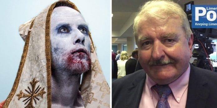 Concejal de Irlanda quiere censurar a BEHEMOTH: