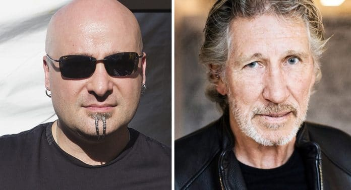 DISTURBED carga contra ROGER WATERS y