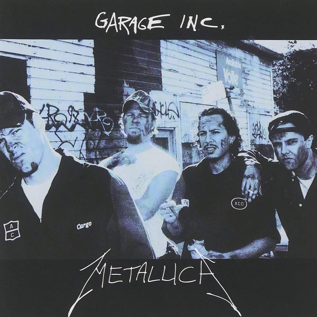 """METALLICA podría estar trabajando en una segunda parte de """"Garage Inc."""""""