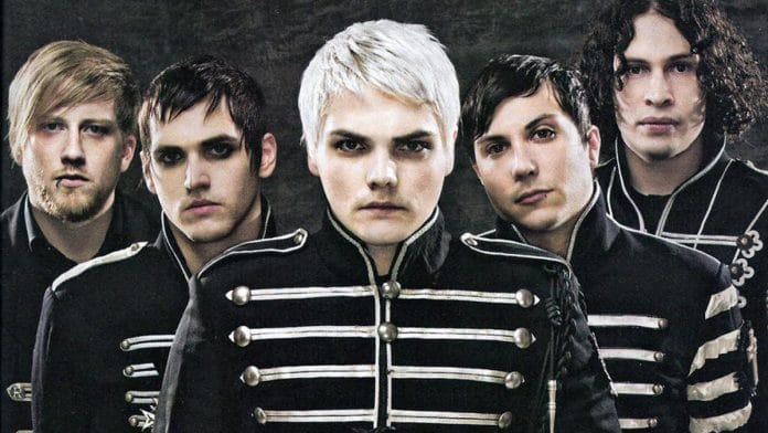 Joe Jonas filtra reunion de My chemical romance