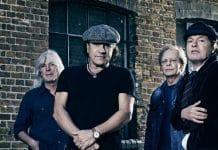 """Cantante original de AC/DC: """"Es fantástico"""" ser uno de los miembros fundadores de la banda"""