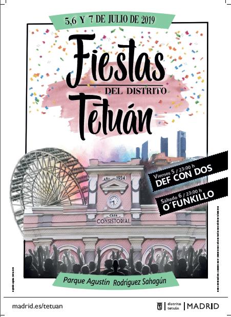 DEF CON DOS es vetado por el nuevo equipo de gobierno del Ayuntamiento de Madrid