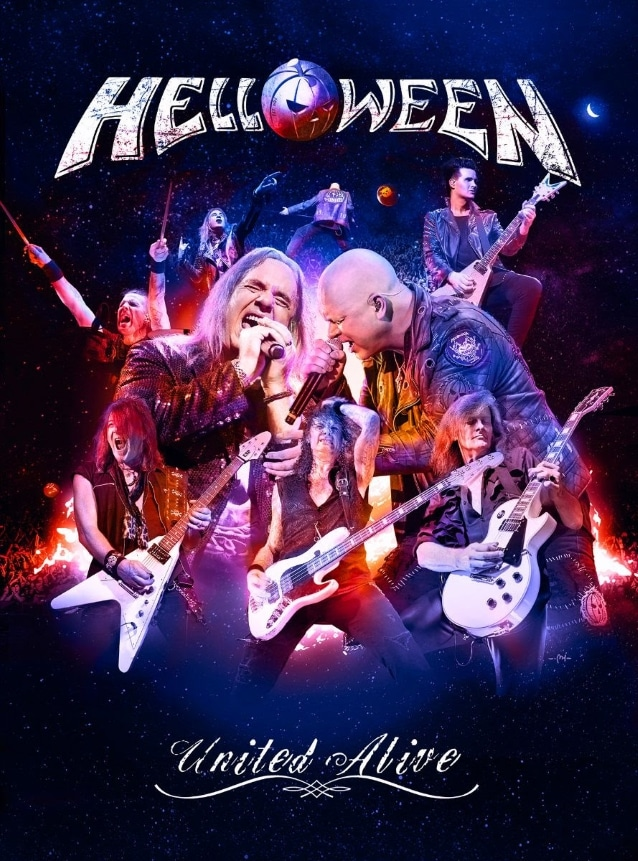 "HELLOWEEN publica el video oficial de ""Pumpkins United"" grabado en directo"