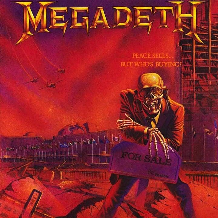 MEGADETH: Todos sus discos ordenados de peor a mejor