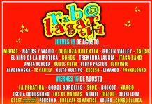 Primeros nombres para el Festival Rabolagartija 2018 de Villena, Alicante
