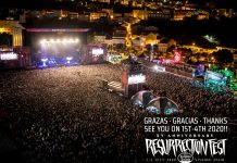 Mira este reportaje del RESURRECTION FEST 2019 de La2 (VIDEO)