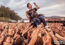 Dropkick Murphys: revive en video su concierto en el Resurrection Fest 2017