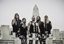 Sabaton estrenan el video lyric de The Lion From The North