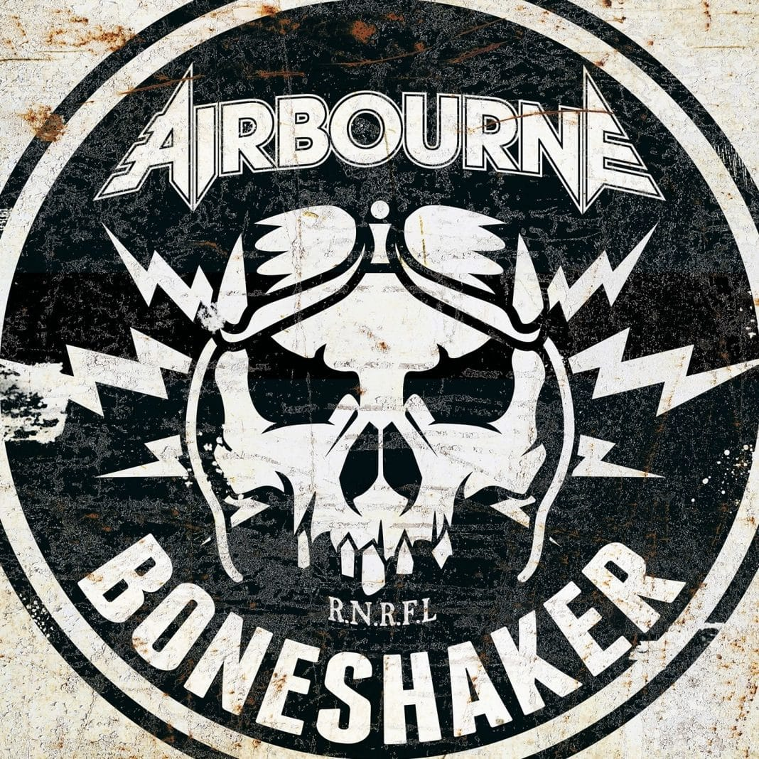 "AIRBOURNE estrena nuevo video: ""Backseat Boogie"""