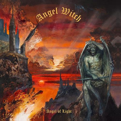 """ANGEL WITCH lanzará su nuevo disco """"Angel Of Light"""" en noviembre"""