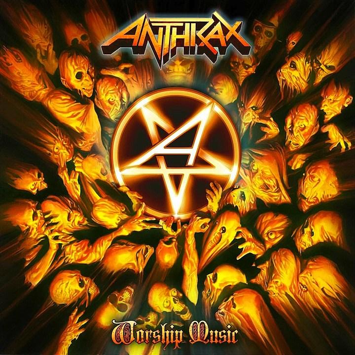 ANTHRAX: Todos sus discos ordenados de peor a mejor