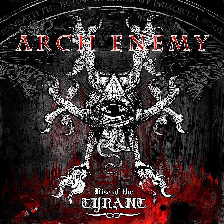 ARCH ENEMY: Todos sus discos ordenados de peor a mejor