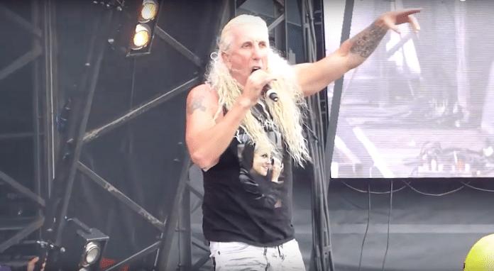 Mira a DEE SNIDER tocar en el festival BLOODSTOCK OPEN AIR de Reino Unido (Video)
