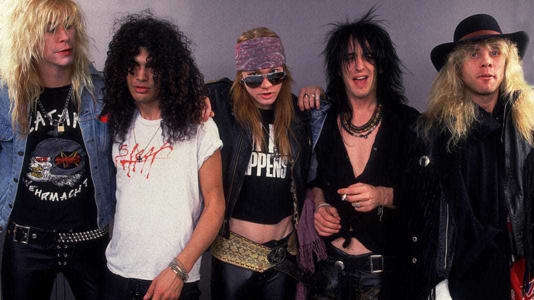 "GUNS N' ROSES: La historia detrás de la canción ""Welcome To The Jungle"" de 1987"
