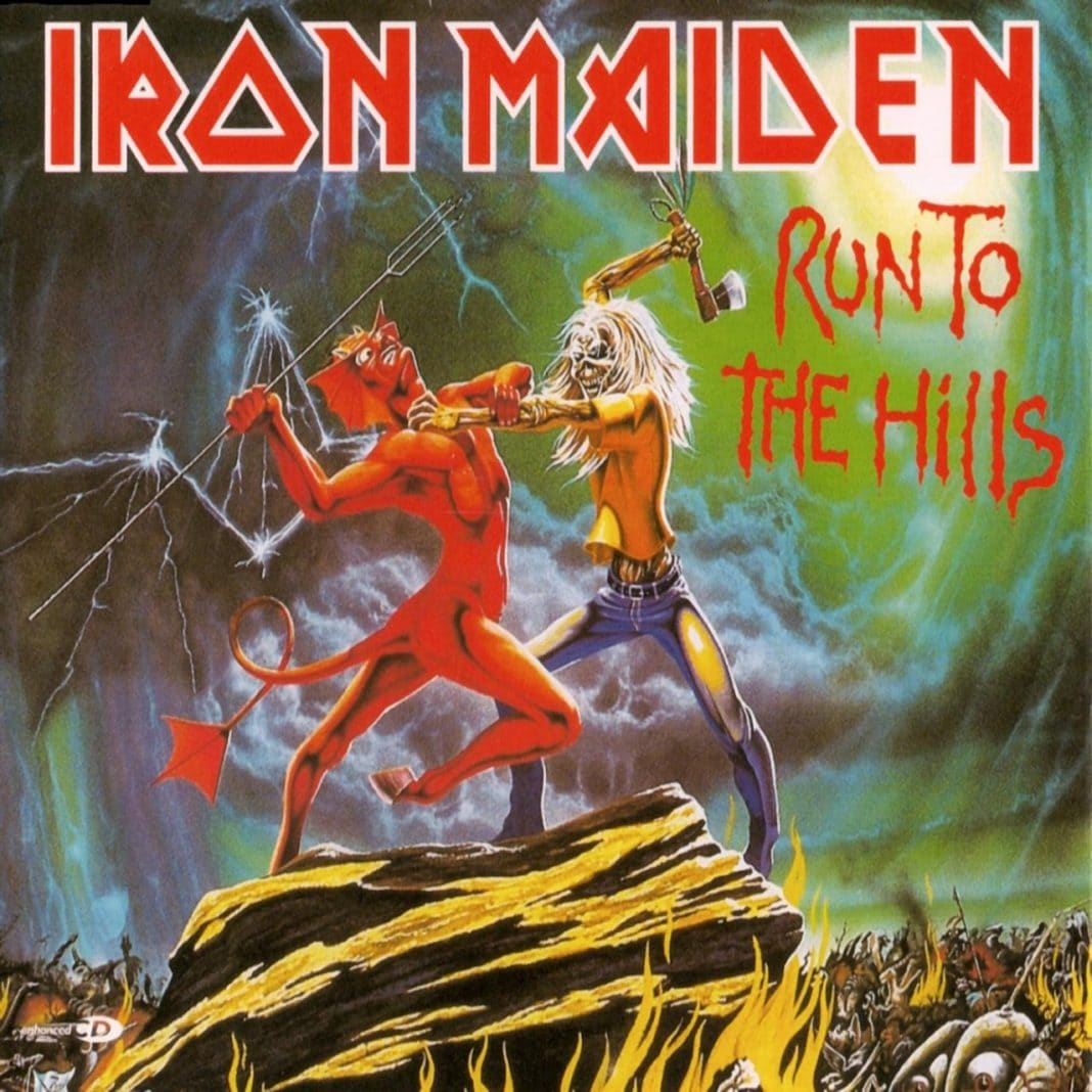 Los Hits del HEAVY METAL 80/85.  - Página 5 Iron-maiden-Run-to-the-hills