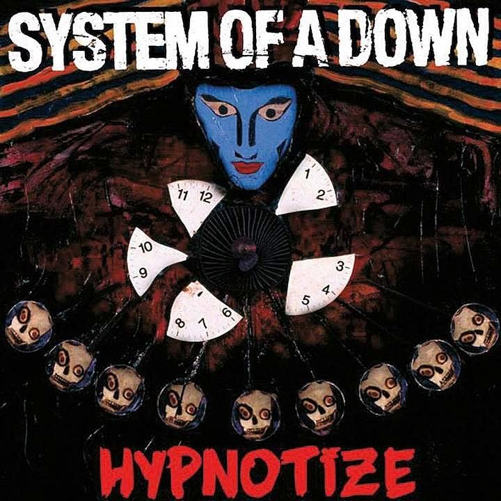 SYSTEM OF A DOWN: Todos sus discos ordenados de peor a mejor