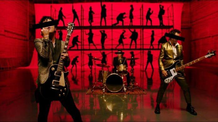 GREEN DAY estrena nuevo videoclip: