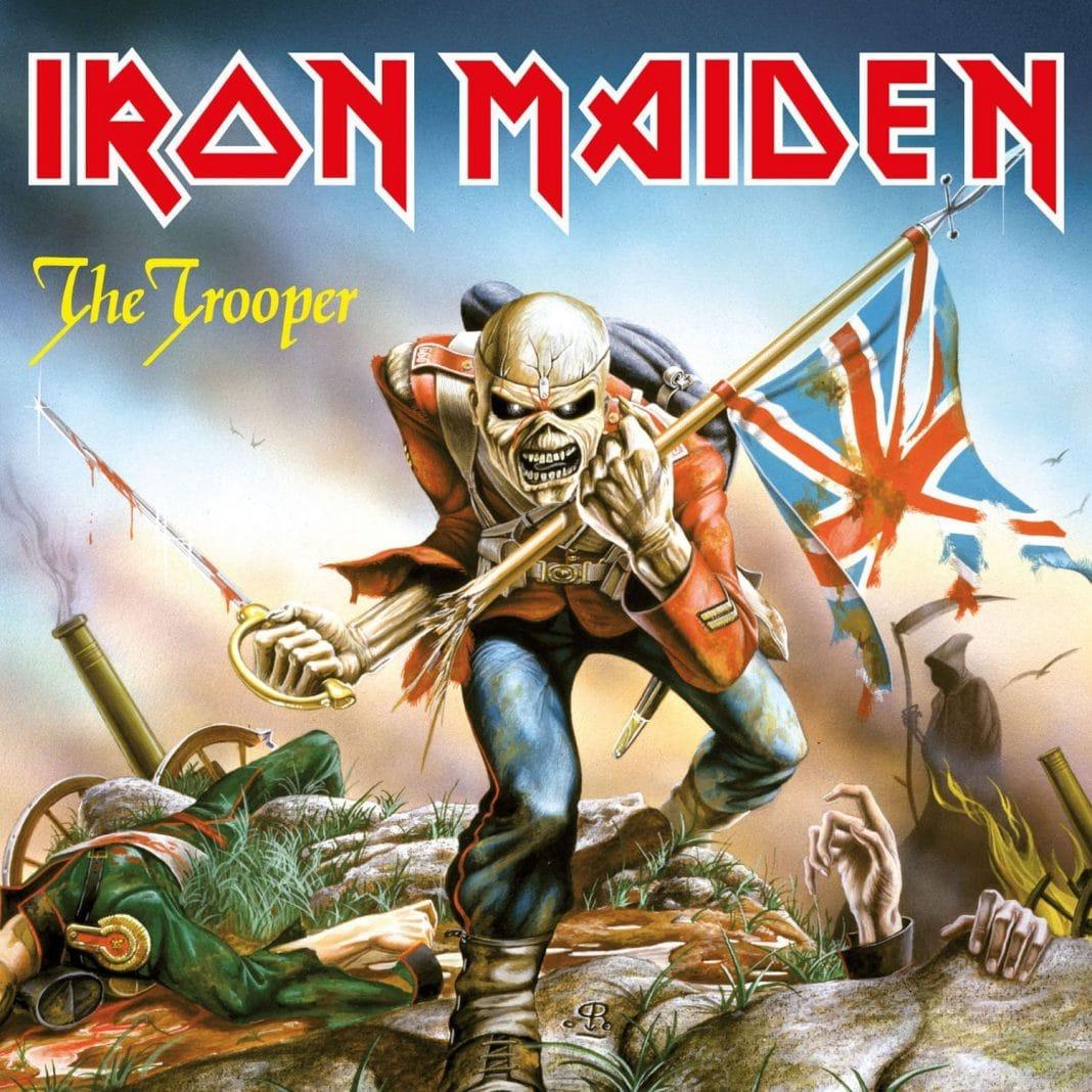 """IRON MAIDEN: La historia detrás de la canción """"The Trooper"""" de 1983"""