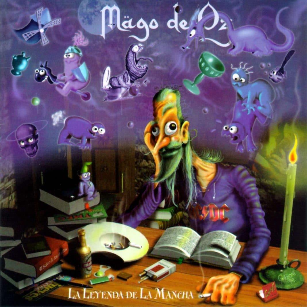 MAGO DE OZ: Todos sus discos ordenados de peor a mejor