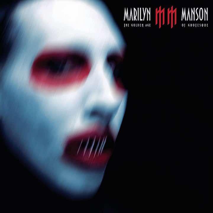 MARILYN MANSON: Todos sus discos ordenados de peor a mejor