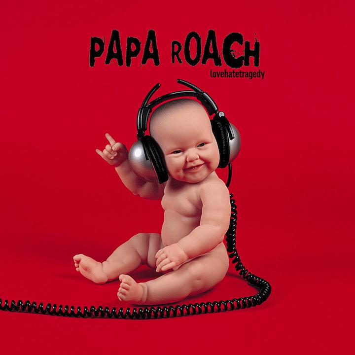 PAPA ROACH: Todos sus discos ordenados de peor a mejor
