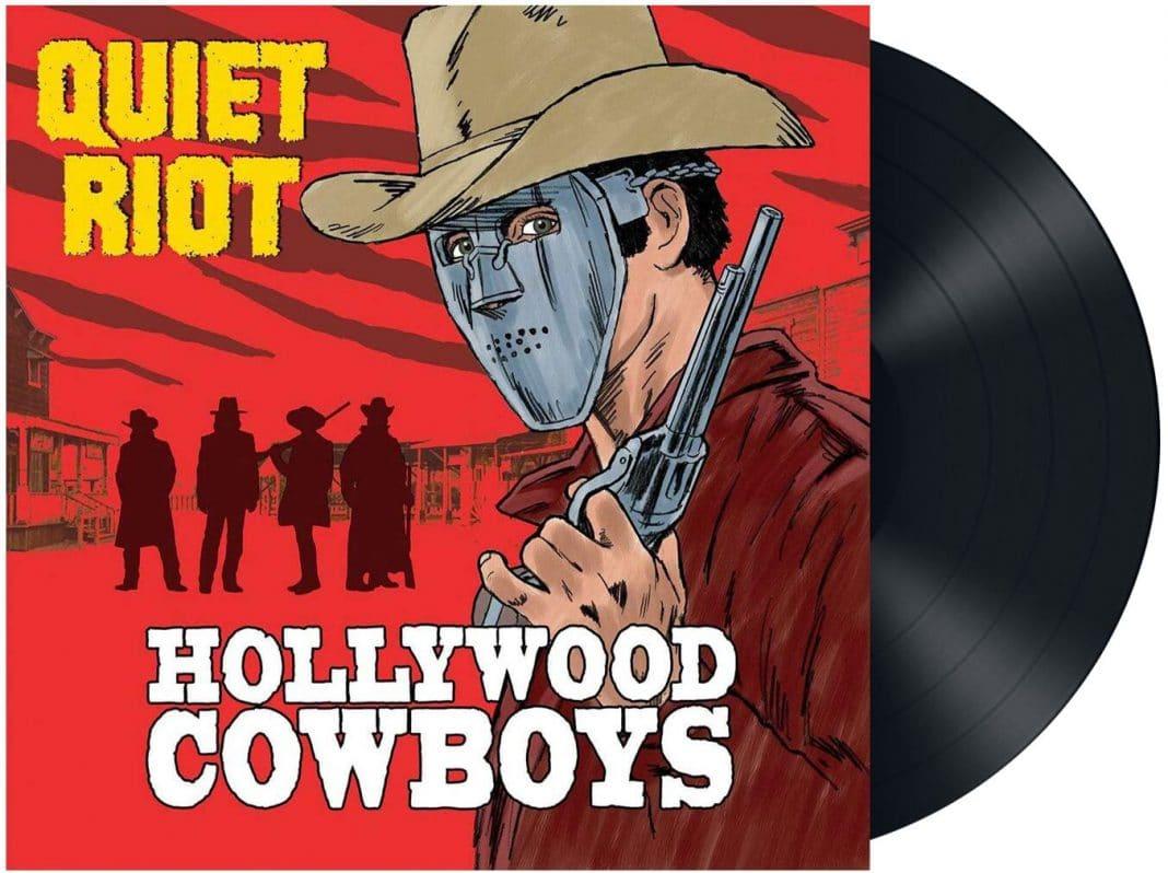 """QUET RIOT lanza el video de su nueva canción """"In The Blood"""""""