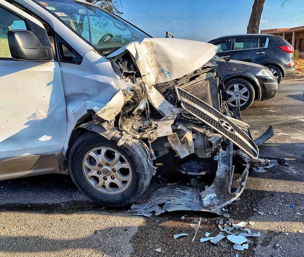 """SABATON sufre un grave accidente de tráfico en Túnez: """"Estamos rotos"""" (Fotos)"""