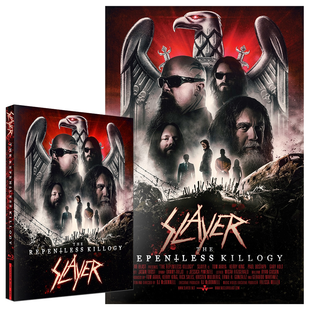 "SLAYER: Trailer de su nueva película ""The Repentless Killogy"" (Video)"