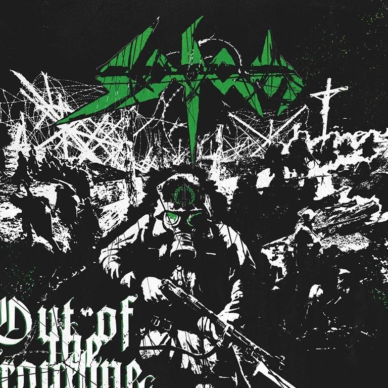 """SODOM lanzará un nuevo EP """"Out Of The Frontline Trench"""" en noviembre"""