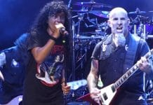 Así sonó ANTHRAX en el festival HELLFEST 2019 (Video)